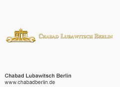 Chabad Lubawitsch Berlin